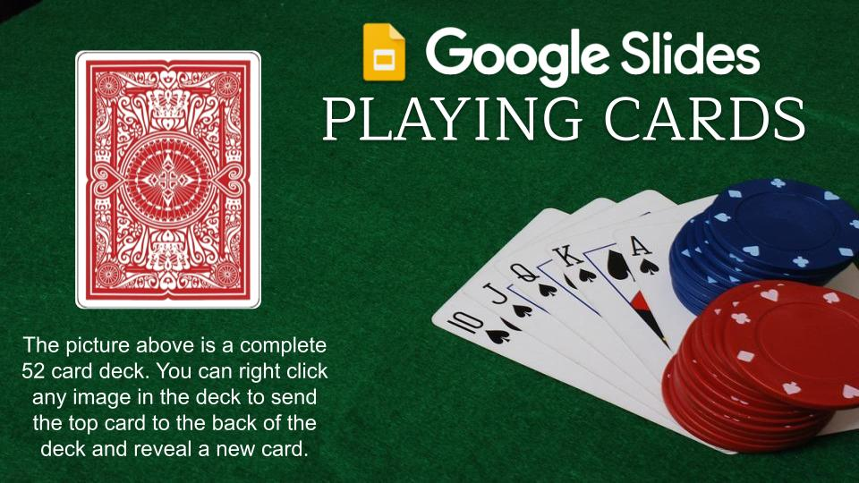 EMC2 Virtual Playing Cards