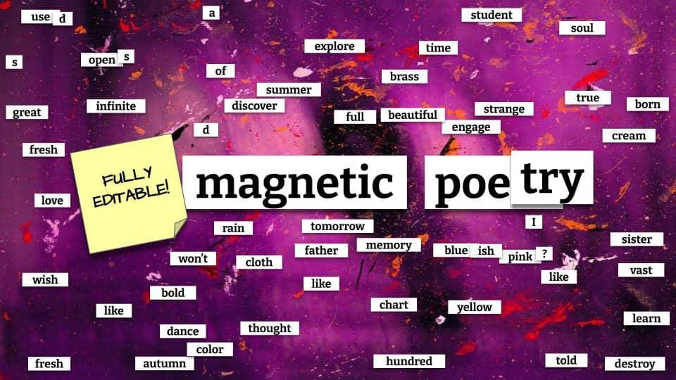 EMC2 Magnetic Poetry (1)