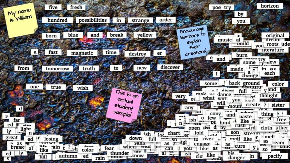 EMC2 Magnetic Poetry (9)