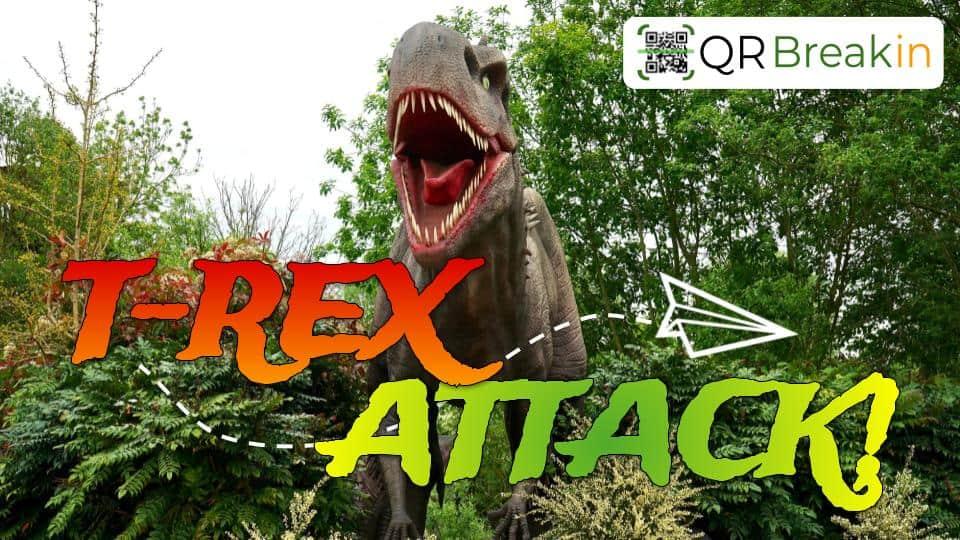 EMC2 #QRBreakIN_ T-Rex Attack