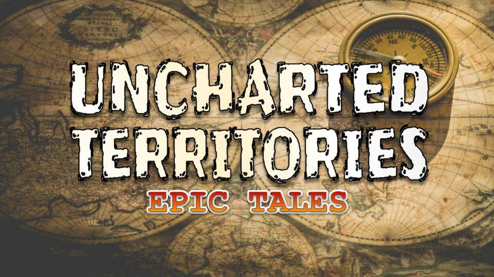 Square - UNCHARTED TERRITORIES Epic Tales