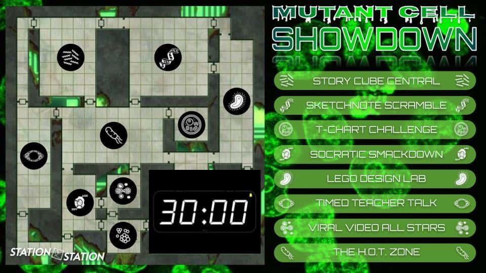Station2Station_ Mutant Cell Showdown