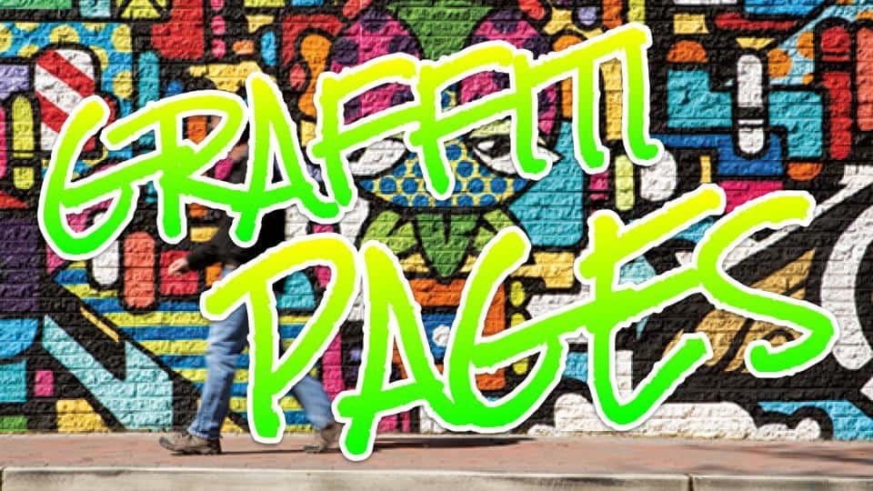 EMC² Graffiti Pages