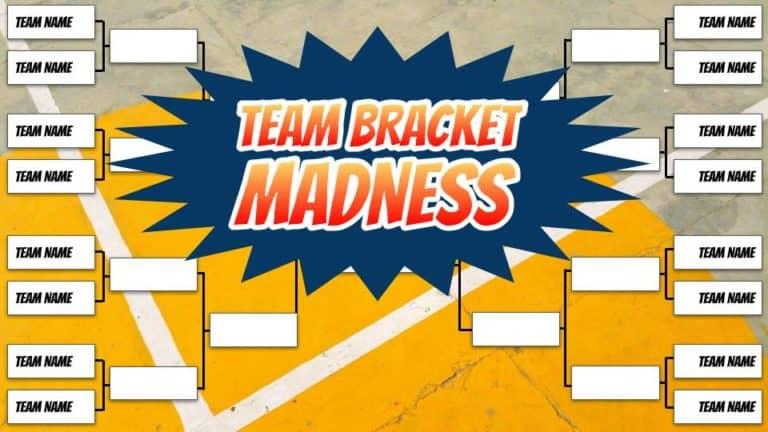 Team Bracket Madness (2)