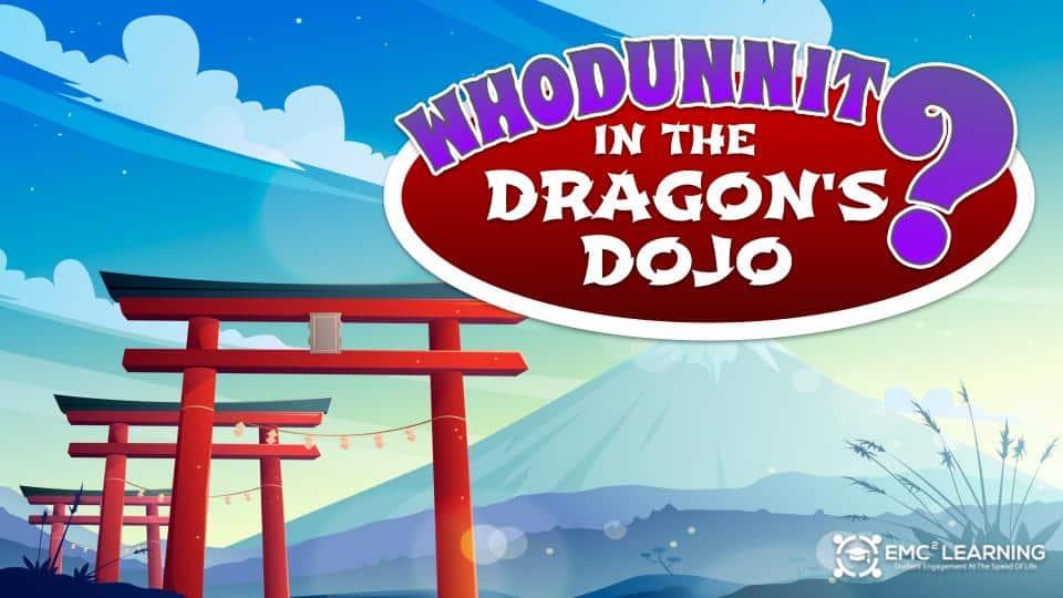 Whodunnit_ In the Dragon's Dojo